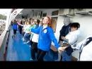Круиз на теплоходе Михаил Кутузов по маршруту Пермь Тверь Пермь с 10 22 июня 2018 года Клубные танцы на борту теплоход