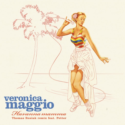 Veronica Maggio альбом Havanna mamma