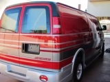 2003 Chevrolet Express Conversion Cargo van Low top Extended At Holland Auto Sales David Broeksma