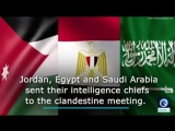 Secret meeting between Jared Kushner (Trumps son-in-law) Saudi, Egypt and Jordan