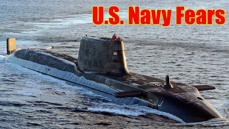 Why the U.S. Navy Fears Russias Submarines