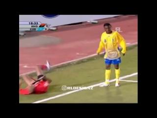 Грубость в футболе и спорте должна быть наказана!