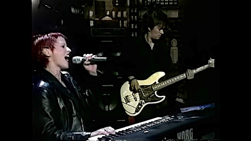 New! Enhanced Video: I Just Shot John Lennon, Letterman '95 (The Cranberries)