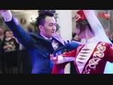 Жених из Китая станцевал со своей невестой-осетинкой «Хонгæ»