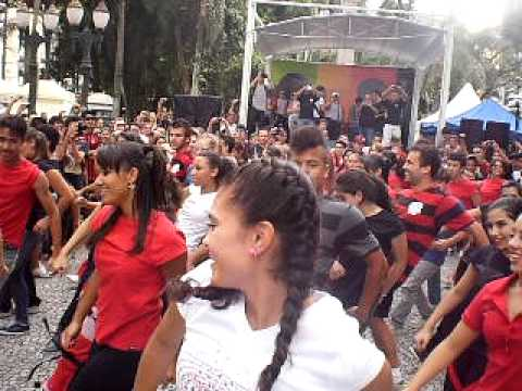 Flash Mob - UMBRO e Atletico Paranaense