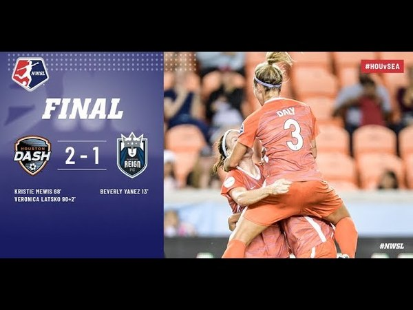 Highlights: Houston Dash vs. Seattle Reign FC | May 23, 2018