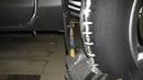 Установка дефлекторов задних арок на Ford Kuga 2017