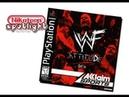 Spotlight Video Game Reviews - WWF Attitude Playstation