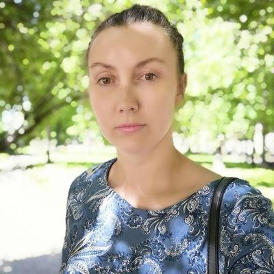 Оксана Большакова