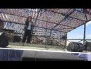 Н.Широкова Родина -19.08.2018.выступление в ВЧ Покровка, летние лагерные сборы.