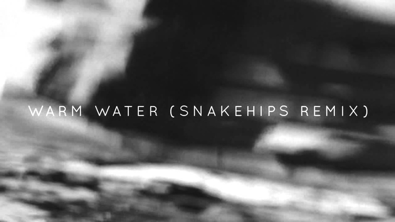BANKS Warm Water Snakehips Remix Free
