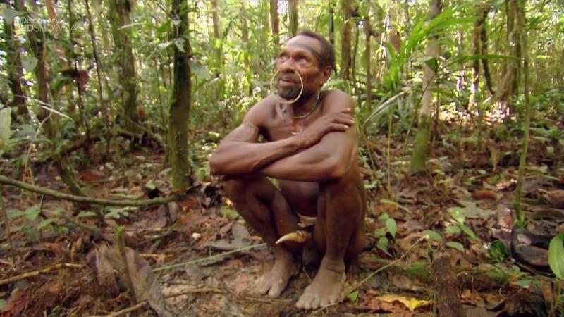 Жизнь Марка и Олли в племенем Комбай (Серия 4)