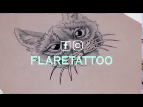 Getting A Live Stream David Tattoo