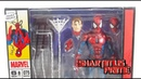 MAFEX The Amazing Spider-Man Comic Version Medicom Import Action Figure Toy Unboxing Video
