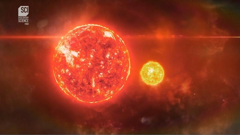 Как устроена Вселенная Двойное солнце Тайны других планет Twin Suns The Alien Mysteries 6 сезон 2 серия