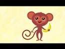СБОРНИК ЕДЕТ СИНИЙ ТРАКТОР из 12 песен мультиков детей малышей - машинки овощи алфавит экскаватор.mp4