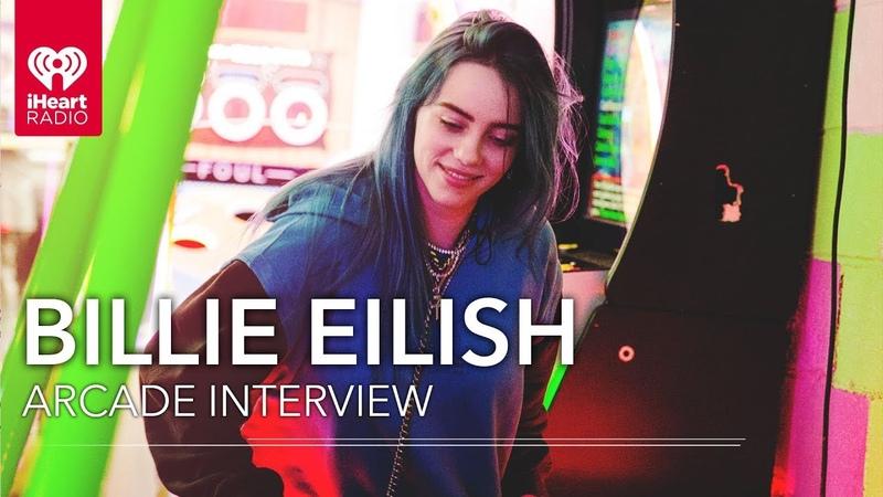 Billie Eilish Visits A Chinatown Arcade In NYC! | Exclusive Interview