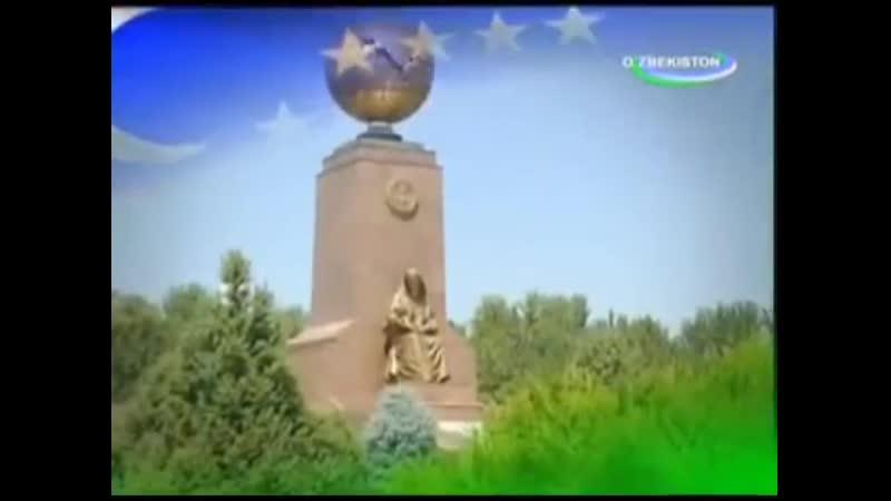 Рестарт эфира канала O`zbekiston Узбекистан 6 6 2015