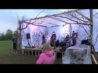 Территория Тишины выступление на третьем ежегодном фестивале GNЁZDA Урал