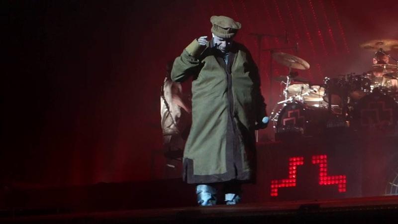 Rammstein - Zerstören Live in Russia