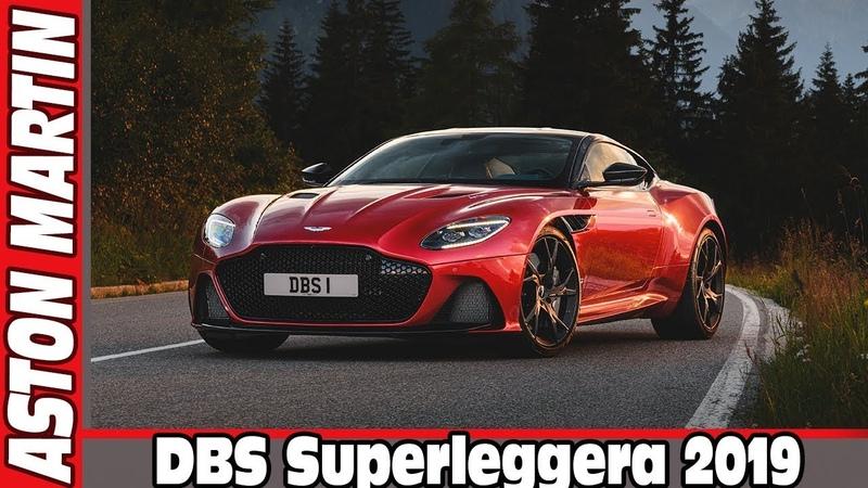 2019 Aston Martin DBS Superleggera | Обзор от AUTO WORLD. RU