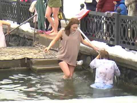 19 01 2019 Крещение Господне в Алчевске