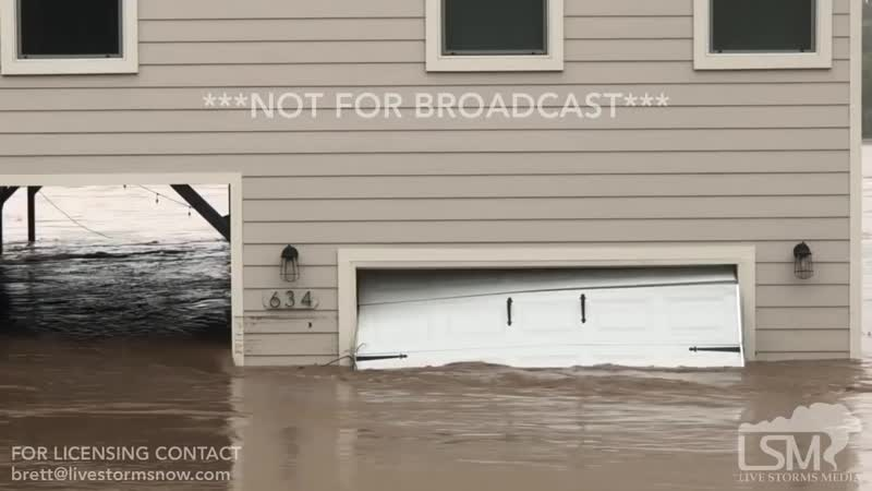 10-16-18 Marble Falls, TX - Catastrophic Flooding in Horseshoe Bay Resort