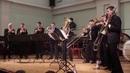 Richard Strauss An Alpine Symphony excerpt Szeged Trombone Ensemble