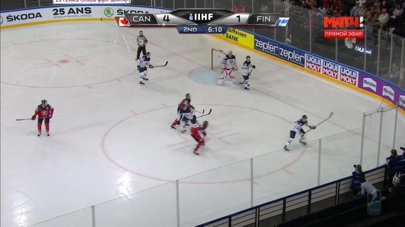 Чемпионат мира 2017. Группа B. 7 тур. Канада - Финляндия. 16.05 21.15