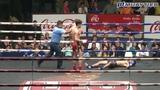 Muay Thai Knockout - UPPERCUT, LIGHTS OUT!