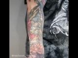 Azari Anastasia   @nastazari_tattoo