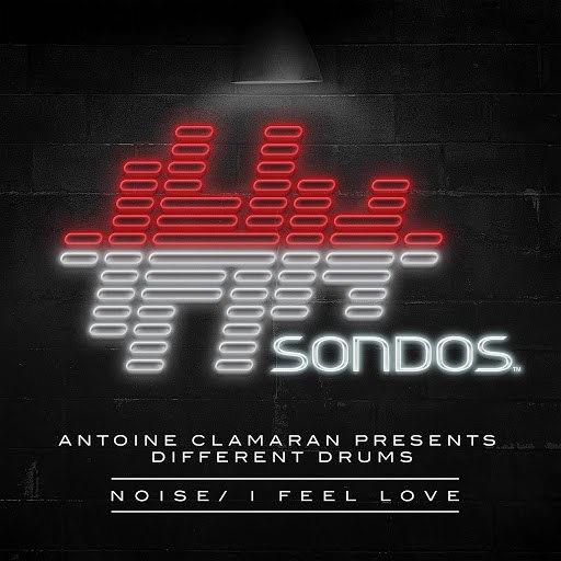 Antoine Clamaran альбом Noise / I Feel Love