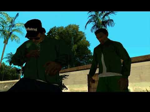 GTA San Andreas Эпизод 4 Ограбление и стрелка