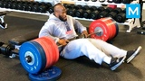 Extreme Strength Workouts for American Football - James Harrison Muscle Madness