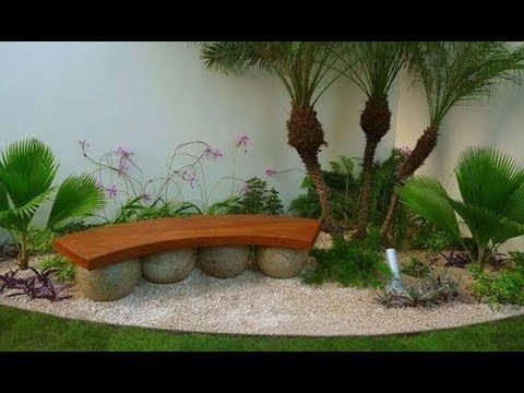 🔴 Landscaping design 50 ideas for the garden, backyard, patio! Part 3