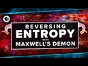 Reversing Entropy with Maxwell's Demon | Space Time