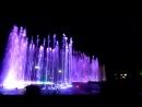 Музыкальные фонтаны на Красной улице