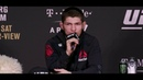 UFC 219 Khabib Nurmagomedov his manager talks about injuries and thoughts on Conor Mcgregor