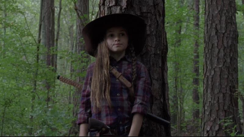 Джудит Граймс / Judith Grimes (2018) The Walking Dead s09e05