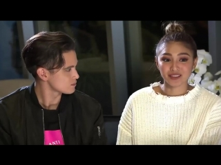 Rated K  James Reid and Nadine Lustres love story