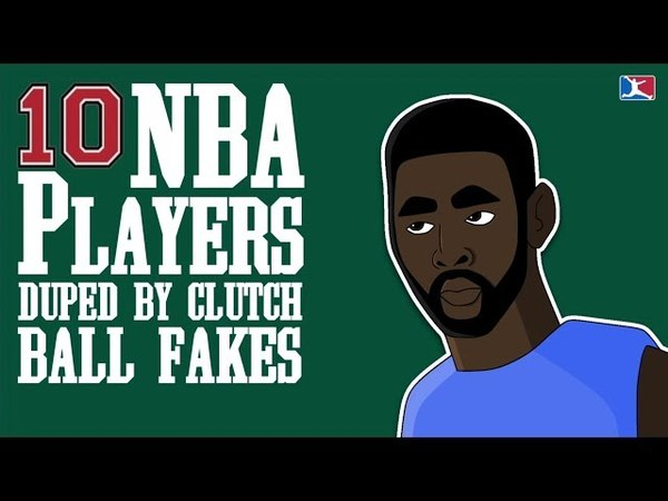 10 NBA Players Duped by CLUTCH Ball Fakes