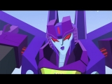«Transformers. Cyberverse» Whiteout (Episode 5 Full HD)