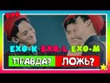 10 фактов об EXO! ПРАВДА или ЛОЖЬ? | K-pop Ari Rang