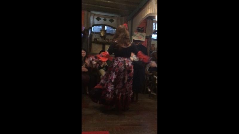 22 05 2018 Цыганский танец