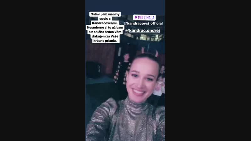Instagram post by kristinapelakova, 16.01.2019