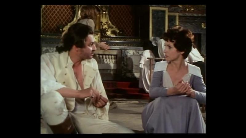 Наполеон и Жозефина, или Власть желаний ⁄ 1 cерия ⁄ 1979г.