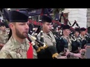 The Black Watch parade Dunfermline - Homecoming 2018 [4K/UHD]
