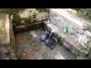 Três Minas d'água que ainda jorram na cidade de Conselheiro Lafaiete - MG.[HD]