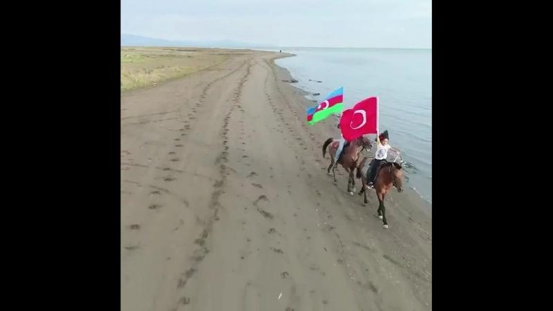 Азербайджан -Турция «Один народ – два государства»
