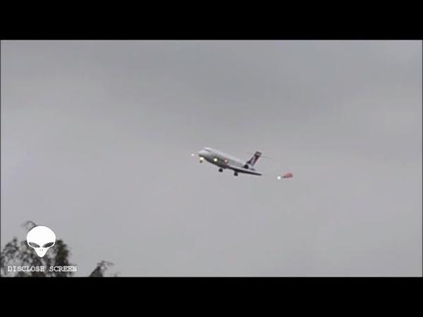Is it a UFO? is it a plane? No' it's Superman.....lol (Disclose Screen)